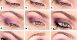 Las mejores fotos de maquillaje de ojos 2018