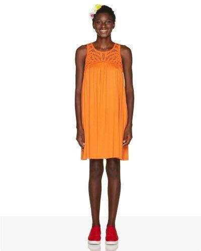 benetton-premama-verano-corto-sinmangas-crochet-naranja