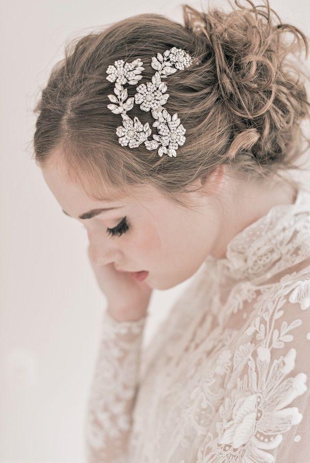 Peinados de novia moріў±os