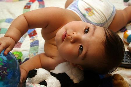 ejercicios bebés