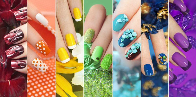 fotos-de-manicura-colores-combinados-istock