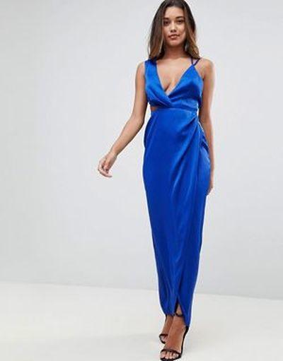 Vestidos Color Azul Rey Para Graduacion Vestidos Populares