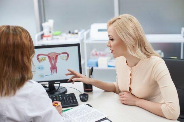 Candidiasis vaginal consulta