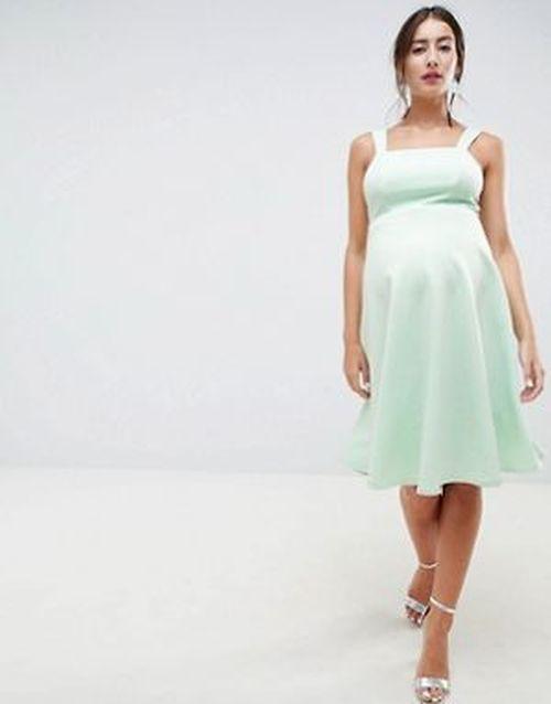 Vestido fiesta embarazada asos