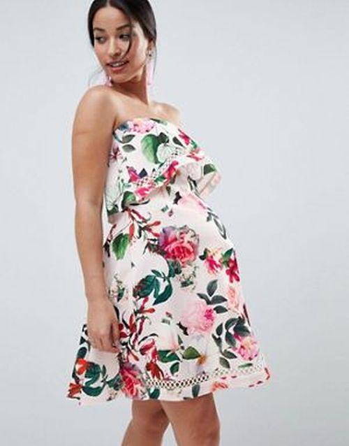 ropa-premama-vestido-asos-verano-mini-palabra-de-honor-volantes-maternity