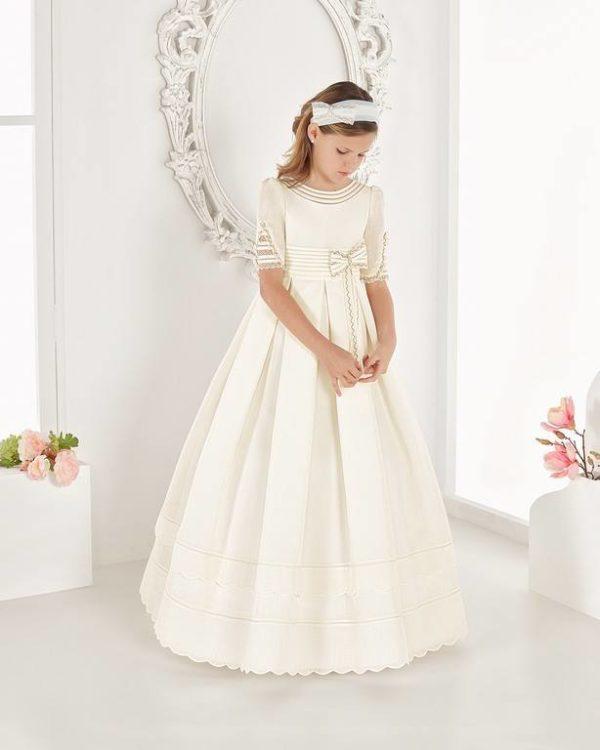 Vestidos para comunion elegantes