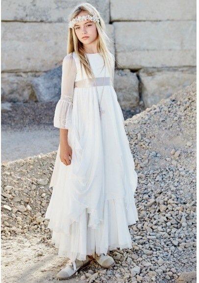 Precios vestidos de comunion hortensia maeso