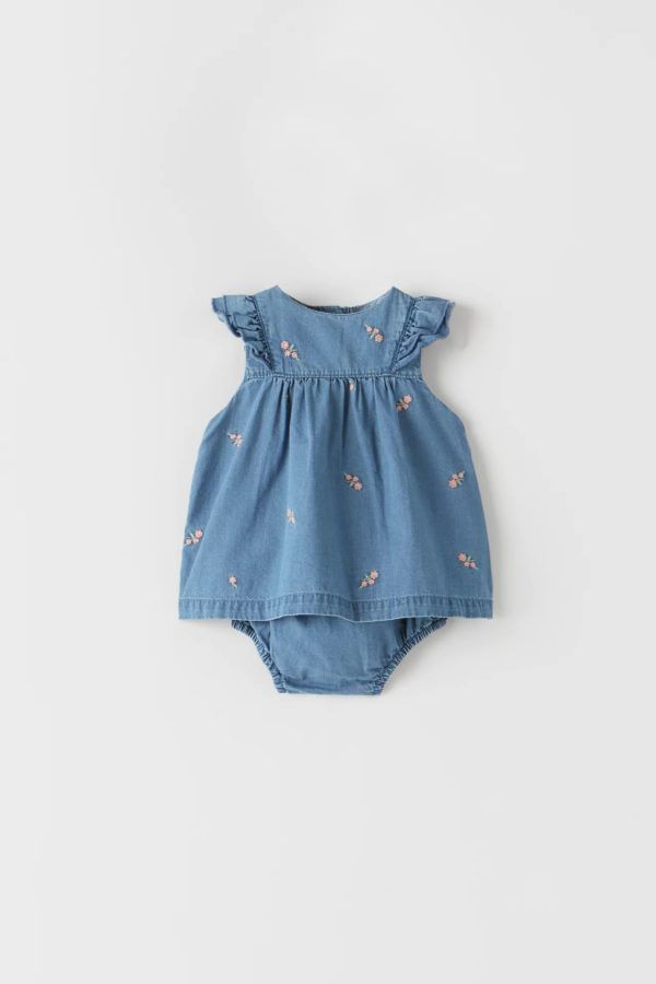 Catalogo zara kids bebes body denim