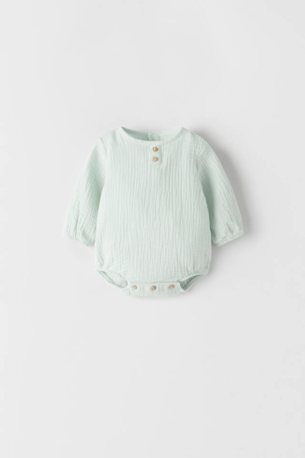 Catalogo zara kids bebes body textura