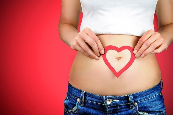 sintomas de una mujer embarazada los primeros dias