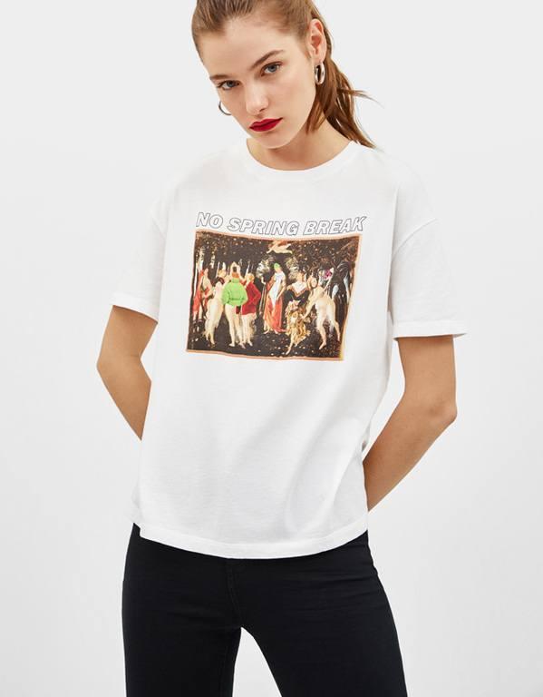 rebajas-bershka-camiseta-estampado-boticelli