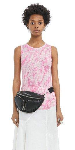 rebajas-bimba-y-lola-camiseta-marble-rosa