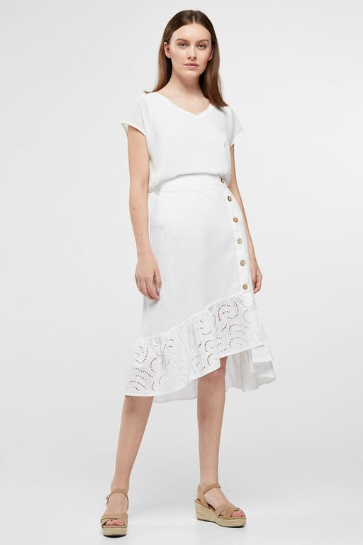 rebajas-cortefiel-faldas-evase-asimetrica-bordados