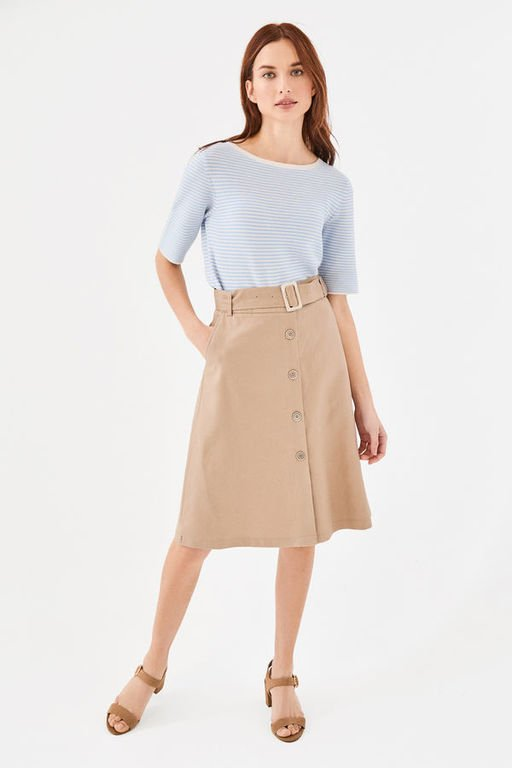 rebajas-cortefiel-faldas-midi-cinturon