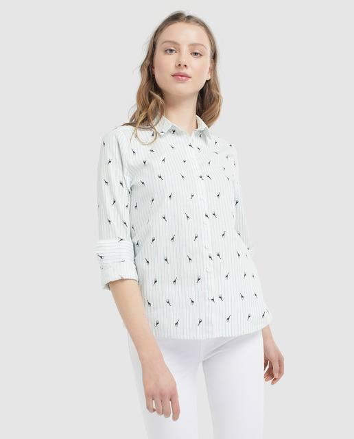 rebajas-el-corte-ingles-camisa-rayas-jirafa-easywear-elcorteingles
