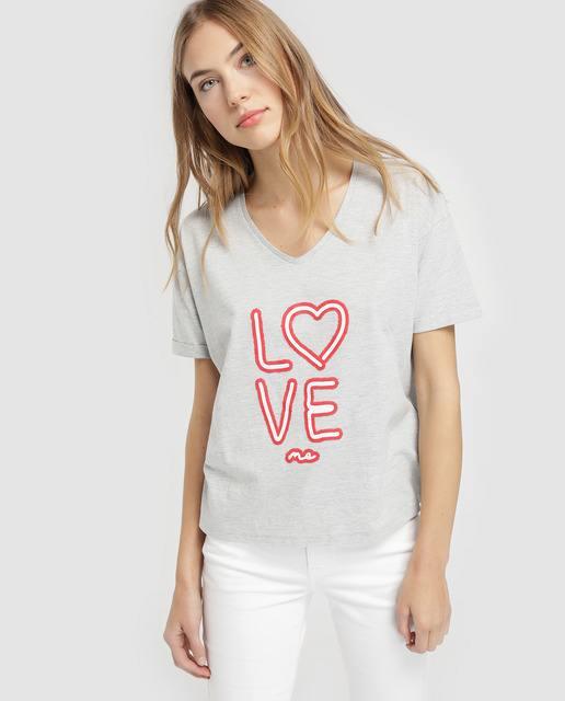 rebajas-el-corte-ingles-camisetas-green-coast-mensaje-y-escote-love-elcorteingles