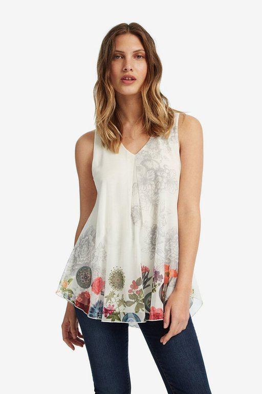 rebajas-desigual-camiseta-blanca-flores-laura