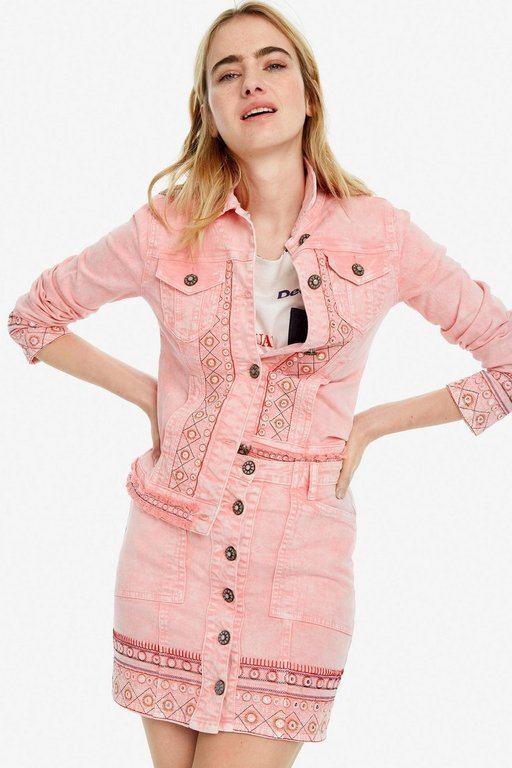 rebajas-desigual-faldas-corta-evase-rosa-boho