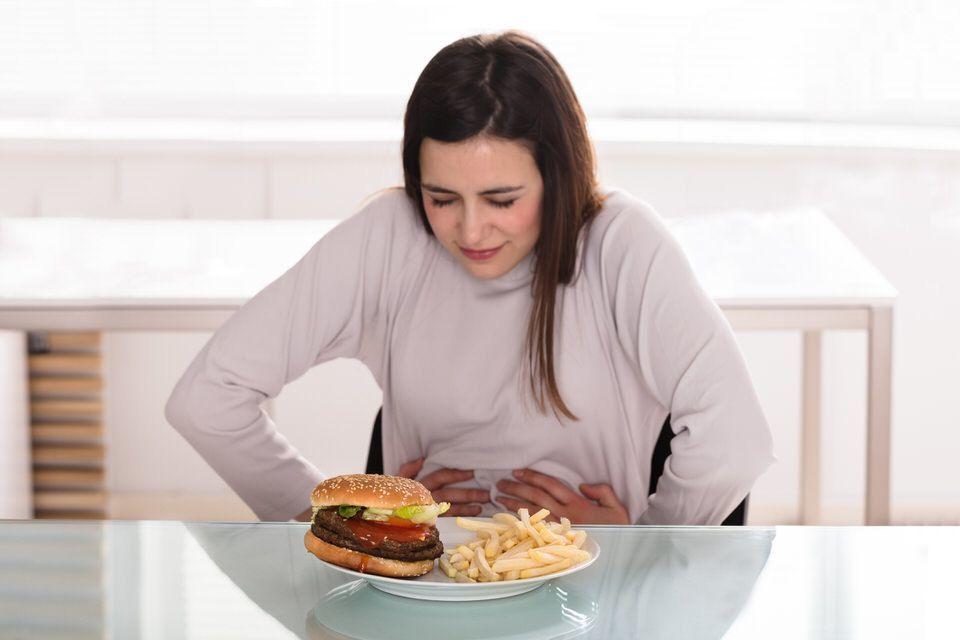 Qué no comer con náuseas matutinas