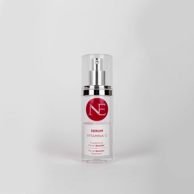 serum con vitamina C Nezeni Cosmetics