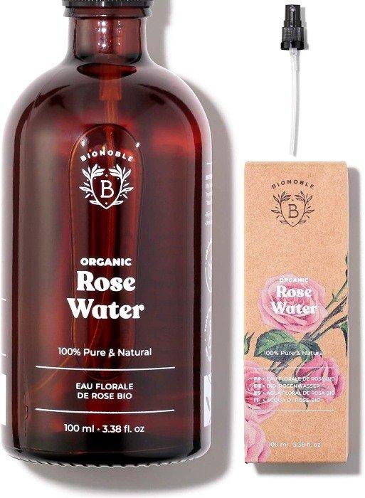agua de rosas bionoble