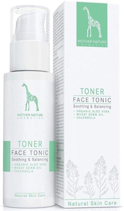 tonico facial mother nature