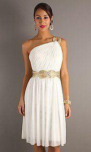 Vestidos Blancos Para Las Fiestas De Graduación Belziacom