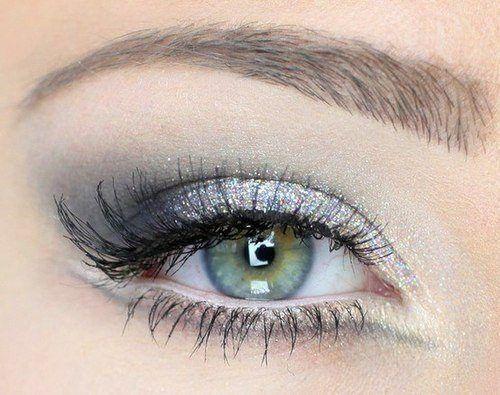 Sombra ojos brillo