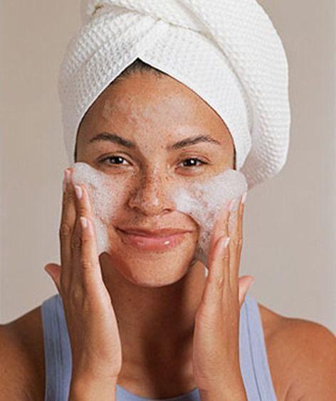 Jabon para el acné