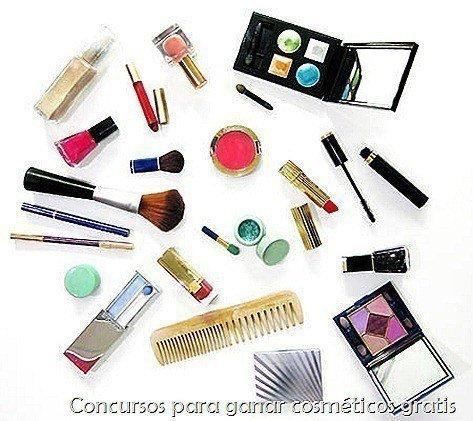 Concursos para ganar cosméticos gratis