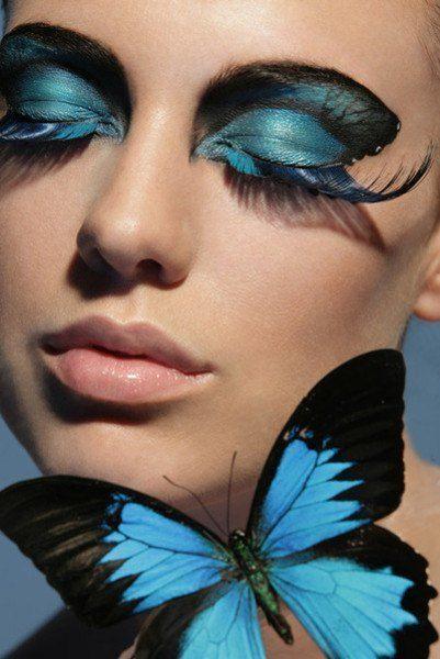 fotos-maquillaje-fantasia-2014-mariposa