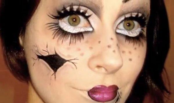 hacer-maquillaje-para-halloween-2014
