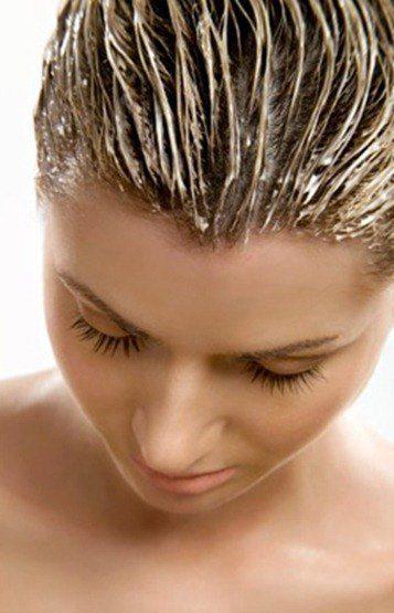 Mascarillas caseras para el cabello seco y castigado