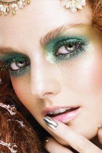 maquillaje-de-duende-sombra-ojos-verdes