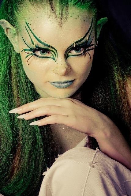 maquillaje-de-duendes-fotos-paso-a-paso