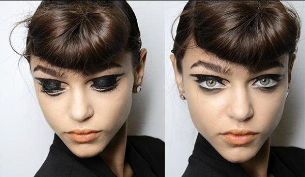 maquillaje-para-la-noche-de-verano-2014-ojos-de-gato