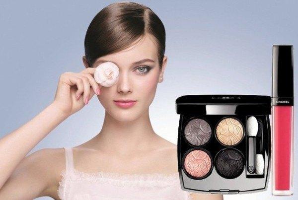 maquillaje-y-decoracion-de-unas-para-noche-de-verano-2014