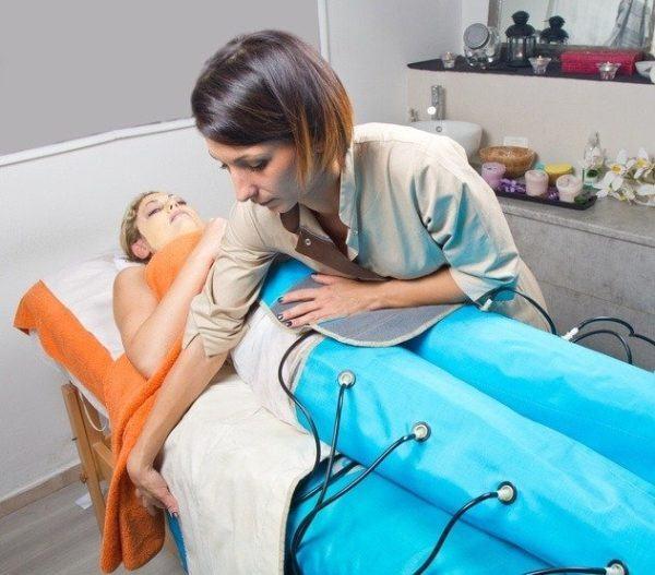 Presoterapia que es beneficios contraindicaciones