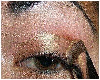 tutorial Maquillaje de ojos paso a paso