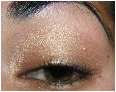 tutorial Maquillaje de ojos paso a paso 5