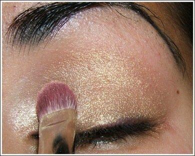 tutorial Maquillaje de ojos paso a paso 6