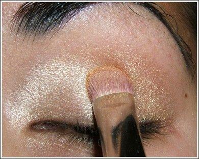 tutorialMaquillaje de ojos paso a paso 8