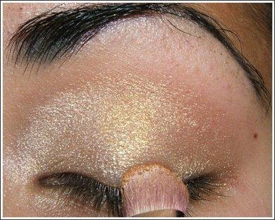 tutorial Maquillaje de ojos paso a paso 9
