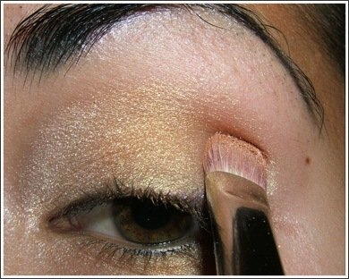 tutorial Maquillaje de ojos paso a paso 10