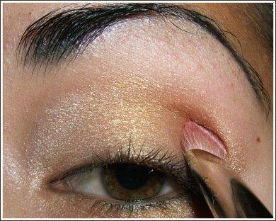 tutorial Maquillaje de ojos paso a paso 12