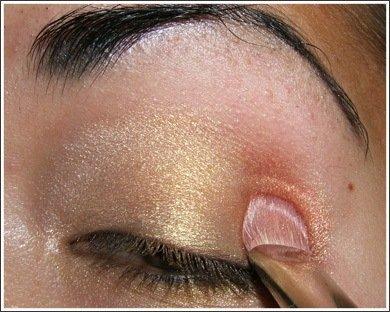 tutorial Maquillaje de ojos paso a paso 13