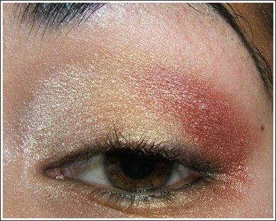 tutorial Maquillaje de ojos paso a paso 15