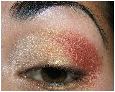 tutorial Maquillaje de ojos paso a paso 16