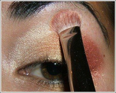 tutorial Maquillaje de ojos paso a paso 17