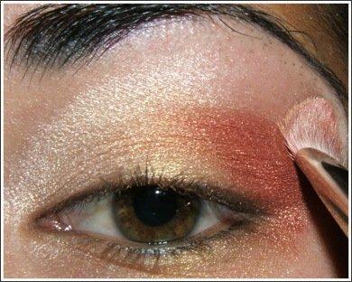 tutorial Maquillaje de ojos paso a paso 18